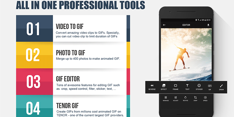 7 Apps to Help You Create and Modify GIFs on Your Devices | Tips & Tricks | Latest Technology News