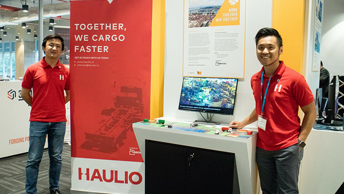 Haulio raises S$1M seed funding | Digital Asia | Latest Technology News