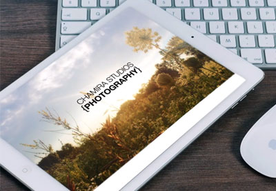 How to Create a Stunning Photography Portfolio for Your Tablet | How To | Latest Technology News