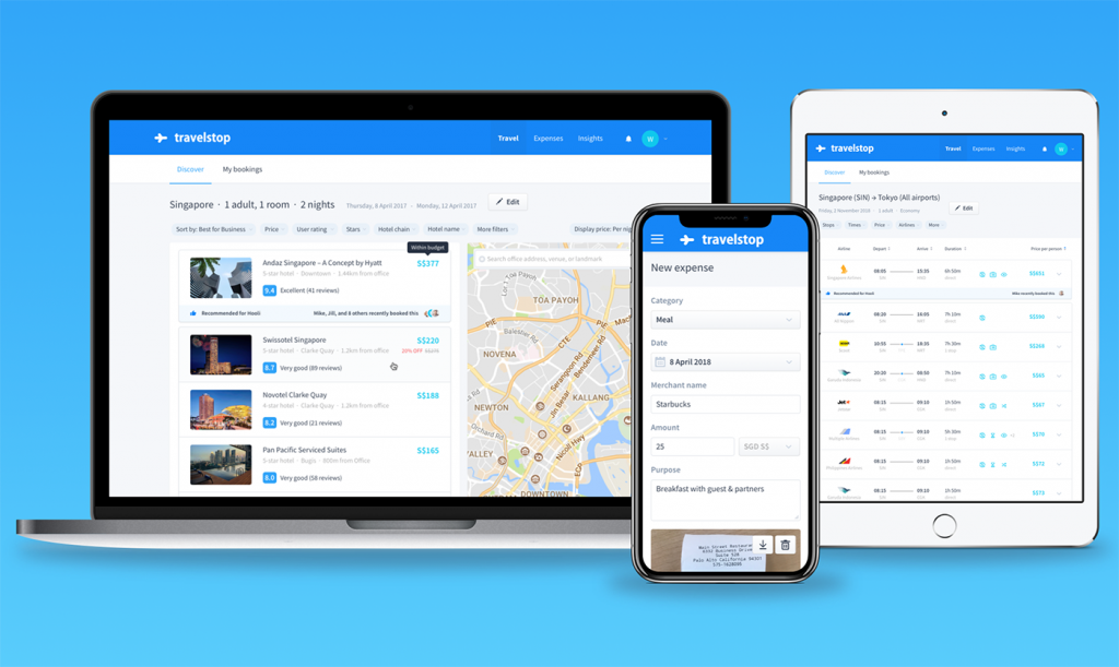 Singapore's Travelstop raises US$1.2mil in seed investment | Digital Asia | Latest Technology News