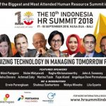 The 10th Indonesia HR Summit | Digital Asia | Latest Technology News