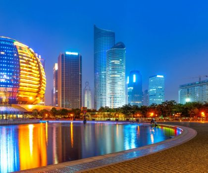 Hangzhou is becoming a pioneer in urban digitization   Digital Asia   Latest Technology News