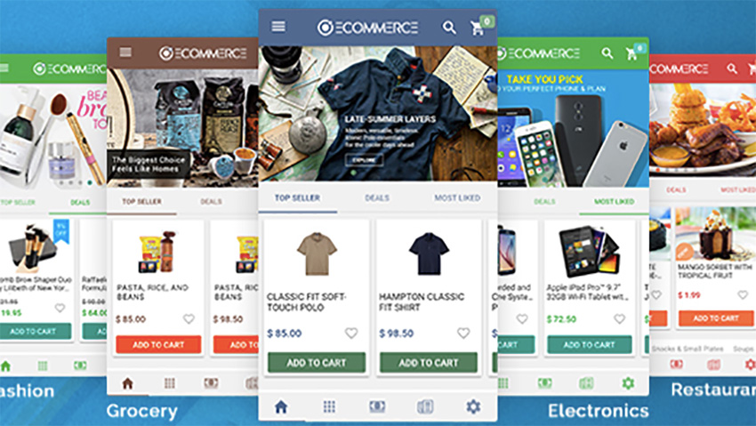 Android E-Commerce