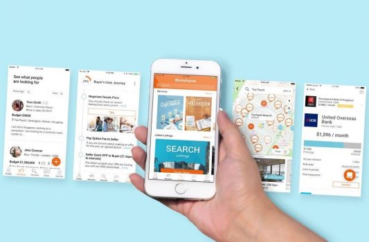 Ohmyhome raises US$2.9mil in Series A funding round | Digital Asia | Latest Technology News