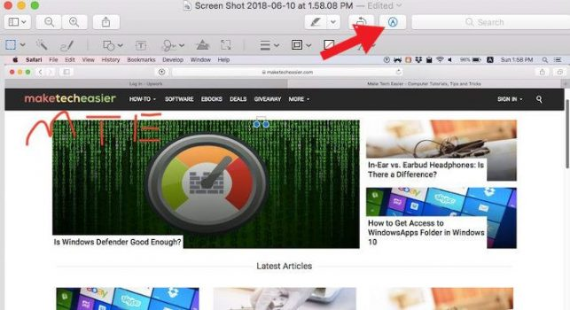 6 Simple Drawing Applications for Mac   Tips & Tricks   Latest Technology News