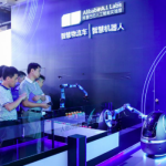 Alibaba's hospitality robot can deliver meals, take laundry to guests   Digital Asia   Latest Technology News