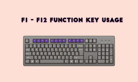 F1 to F12: Function Key Shortcuts Everyone Should Know | Tips & Tricks | Latest Technology News