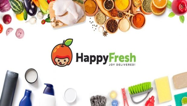 Grab Ventures has confirmed taking a minority stake in HappyFresh | Digital Asia | Latest Technology News
