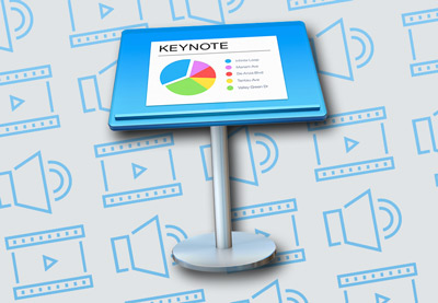 How to Add Video & Music Files in Keynote Presentations | How To | Latest Technology News