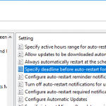 How to Configure Auto Restart Setting in Windows 10 | Tips & Tricks | Latest Technology News