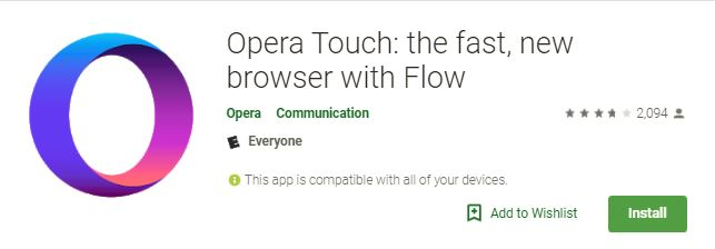 How to Get the Most from the New Opera Touch | Tips & Tricks | Latest Technology News