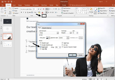 How to Insert a Footnote in a PowerPoint Presentation in 60 Seconds | How To | Latest Technology News