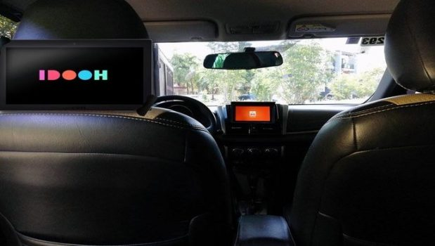 IDOOH and Voyager Philippines will engage ridesharing passengers with freenet-supported digital content   Digital Asia   Latest Technology News
