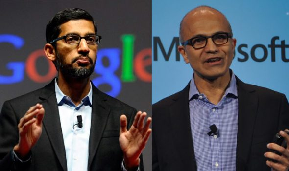Most dominant Indian Tech people in the US | Tips & Tricks | Latest Technology News