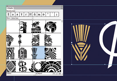 Quick Tip: Easy Graphics Using the InDesign Glyphs Panel | How To | Latest Technology News