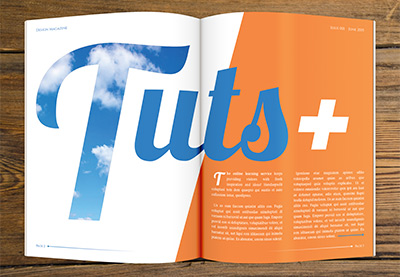 Quick Tip: How to Fill Text With an Image in Adobe InDesign   How To   Latest Technology News