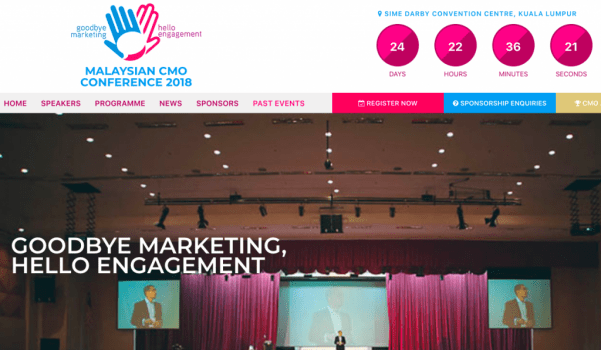 300 marketing professionals to attend Malaysian CMO Conference 2018 | Digital Asia | Latest Technology News