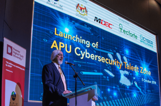 Asia Pacific University addresses huge vacuum for cybersecurity talent