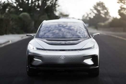 Evergrande establishes Faraday Future company in Beijing even as turmoil prevails | Digital Asia | Latest Technology News
