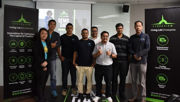 Five startups pitch at Cyberview Living Lab Accelerator Demo Day | Digital Asia | Latest Technology News