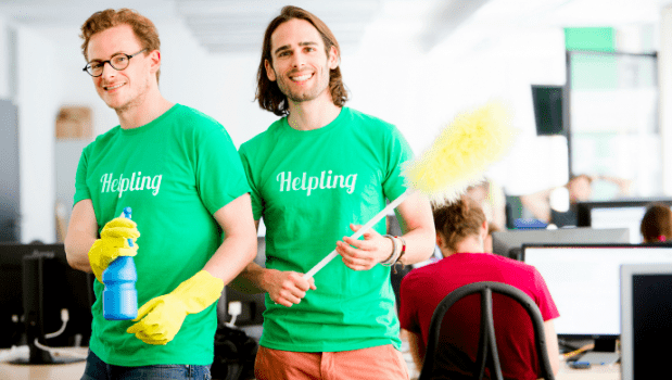 Household services marketplace Helpling raises funding from Swiss media group | Digital Asia | Latest Technology News
