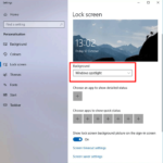 How to Change Windows 10 Login Screen Image | Tips & Tricks | Latest Technology News