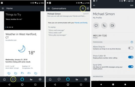 How to send Android SMS messages with Amazon Echo, and why it's a big deal | Tips & Tricks | Latest Technology News
