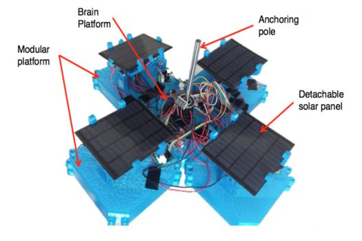 Malaysian students design tech to harvest solar energy on water | Digital Asia | Latest Technology News