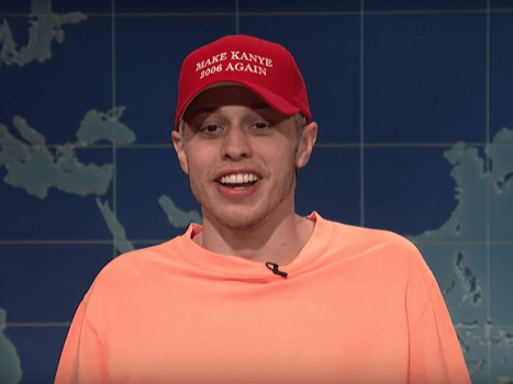Pete Davidson slams Kanye West's pro-Trump rant on 'SNL' | Digital Asia | Latest Technology News