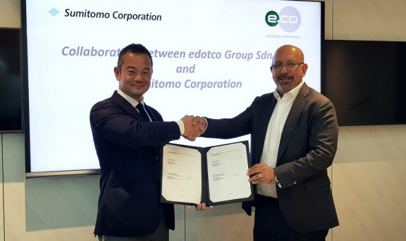edotco, Sumitomo partner to advance connectivity offerings | Digital Asia | Latest Technology News